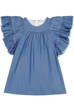 Chloé Dziewczynka Sukienki - Ruffled dress