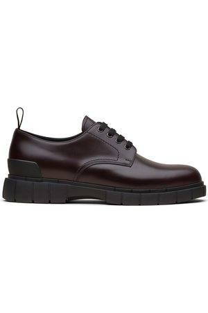 Car Shoe Brown
