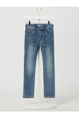 Name it Jeansy o prostym kroju z dodatkiem streczu model 'Theo'