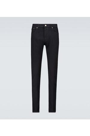 Golden Goose Rurki i Slim Fit - Alvaro slim-fit jeans
