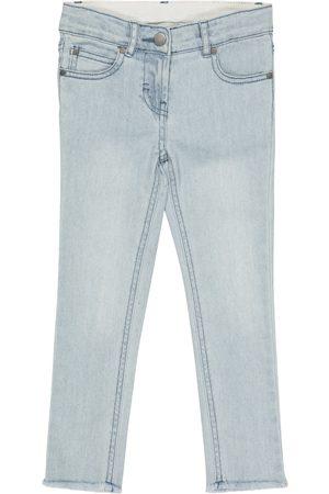 Stella McCartney Stretch-cotton skinny jeans