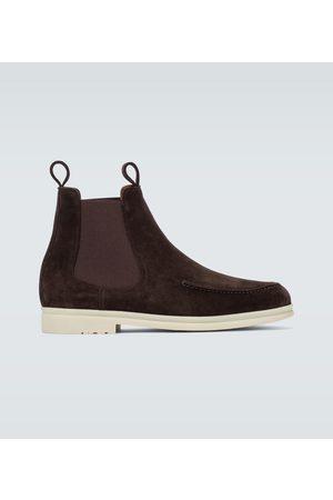 Loro Piana Botki - Regent Chelsea Walk boots