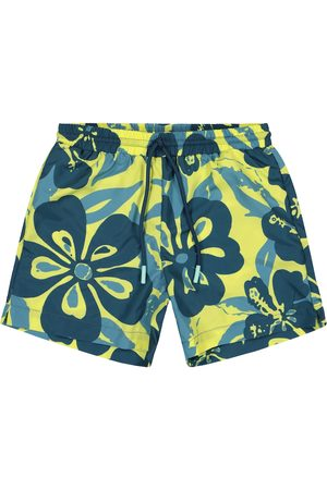 Il gufo Printed swim trunks