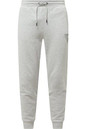 Guess Activewear Spodnie dresowe z bawełny ekologicznej