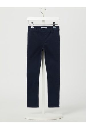 Name it Spodnie z dodatkiem streczu model 'Polly'