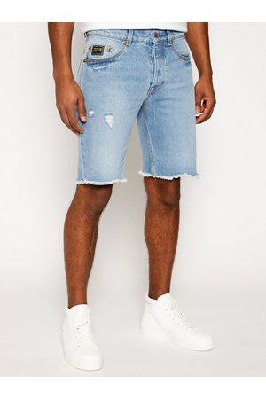 VERSACE Szorty jeansowe A4GWA17I Regular Fit
