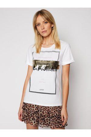Liu Jo T-Shirt TA1149 J5003 Regular Fit