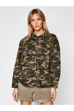 ONE TEASPOON Kobieta Koszule - Koszula Daria 23602 Loose Fit