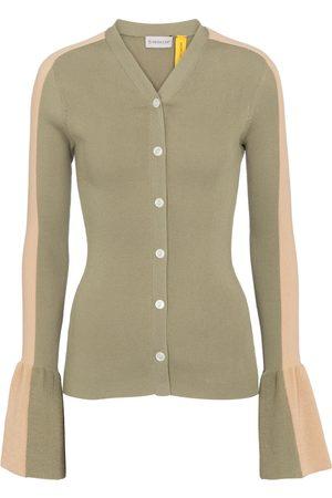 Moncler Genius Kobieta Kardigany - 2 MONCLER 1952 cotton-blend cardigan