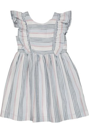 Tartine et Chocolat Striped cotton dress