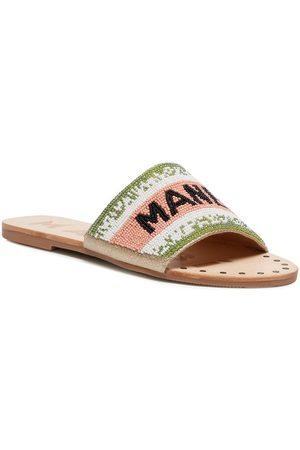 Manebi Klapki Leather Sandals S 3.8 Y0