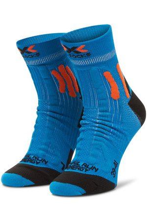 X Socks Skarpety Wysokie Męskie Trail Run Energy XSRS13S19U