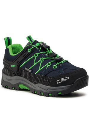 CMP Trekkingi Kids Rigel Low Trekking Shoes Wp 3Q13244J Granatowy