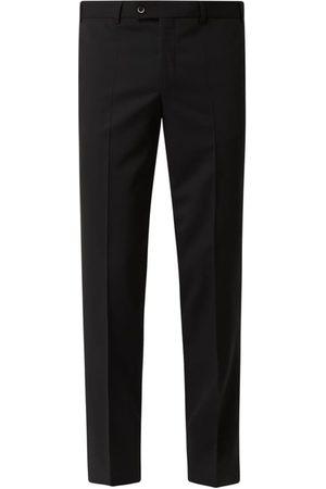 Hiltl Spodnie z żywej wełny model 'Piacenza'