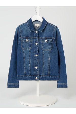 Only Kurtka jeansowa z dodatkiem streczu model 'Sara'