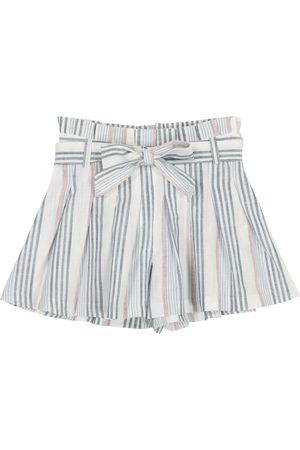 Tartine Et Chocolat Striped cotton shorts