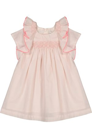 Tartine Et Chocolat Baby embroidered cotton dress