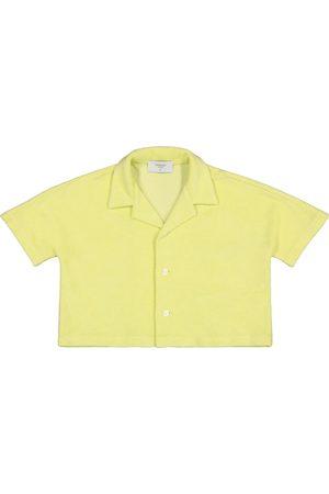 PAADE Organic cotton terry shirt