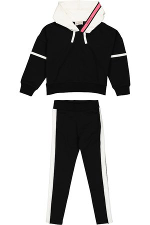 Moncler Stretch-cotton tracksuit