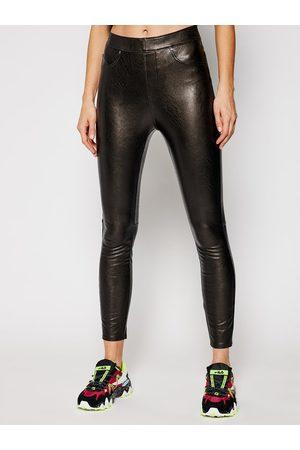 Spanx Spodnie skórzane Leather-Like 20282R Skinny Fit