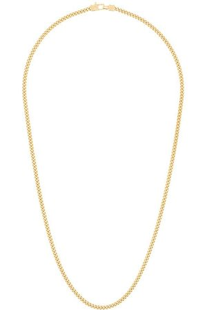 TOM WOOD Plated sterling silver necklace