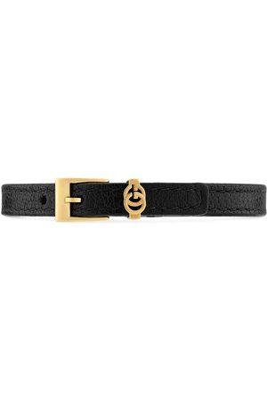 Gucci Mężczyzna Bransoletki - Black