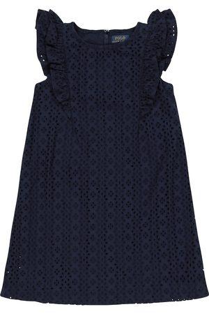 Ralph Lauren Cotton eyelet dress