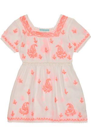 Melissa Odabash Baby Kaia embroidered dress