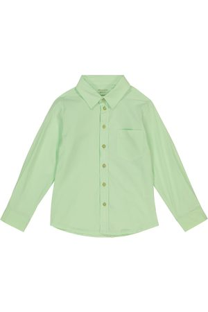 MORLEY Benjamin cotton poplin shirt