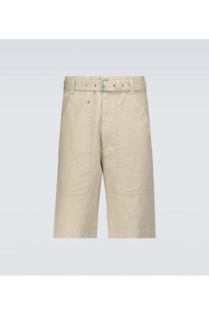 Isabel Marant Paolino cotton and linen shorts