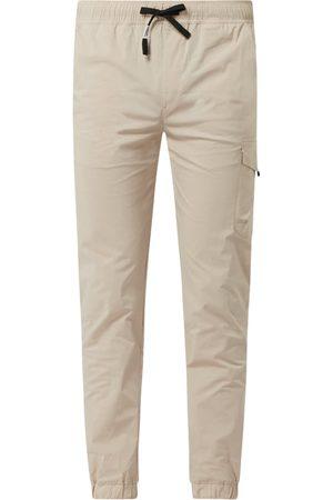 Tommy Hilfiger Spodnie cargo o kroju slim fit z dodatkiem streczu model 'Scanton'