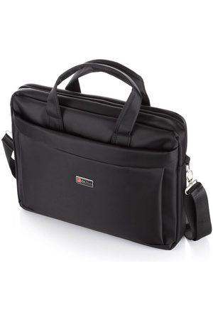 Bag Street Mężczyzna Walizki - Solidna torba męska na laptopa 4421