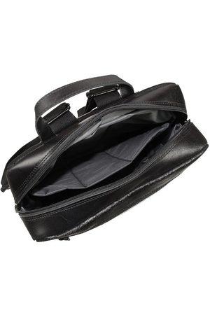 Daag Skórzany męski plecak Stone 5 czarny - Czarny