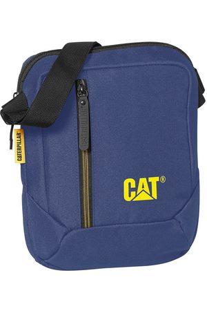 Cat caterpillar Mężczyzna Walizki - Torba męska caterpillar tablet bag 83614-184 granatowa - granatowy