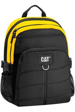 Cat caterpillar Mężczyzna Plecaki - Plecak męski caterpillar brent 83435-12 /żółty - /żółty