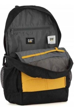Cat caterpillar Mężczyzna Plecaki - Plecak męski caterpillar benji 83431-12 żółty/ - żółty