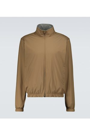 Loro Piana Windmate® bomber jacket