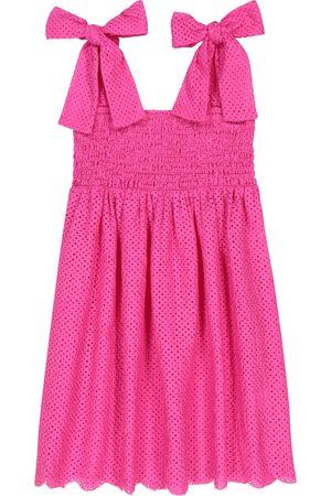 Marysia Smocked cotton dress