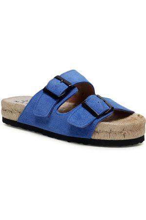 MANEBI Espadryle Nordic Sandals M 3.5 R0 Granatowy