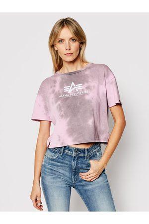 Alpha Industries T-Shirt Basic T Batik Cos 116083 Oversize