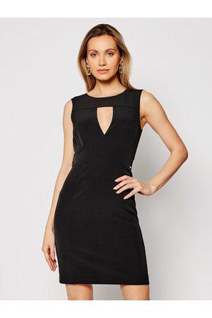 Guess Sukienka koktajlowa W1GK0S WB4H2 Slim Fit