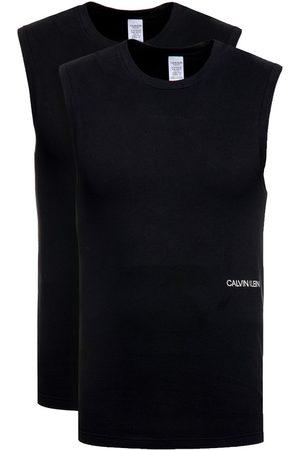 Calvin Klein Kobieta Z krótkim rękawem - Komplet 2 topów 000QS6199E Regular Fit