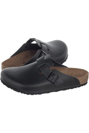 Birkenstock Chodaki Boston BS Black 060191 (BK80-a)