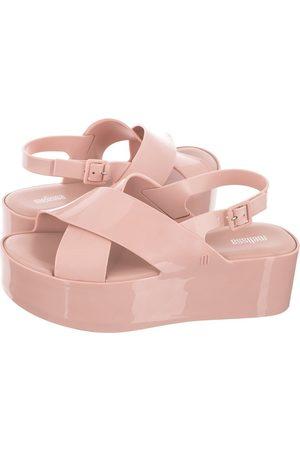 Melissa Sandały Essential Platform AD 32946/53830 Pink (ML164-b)