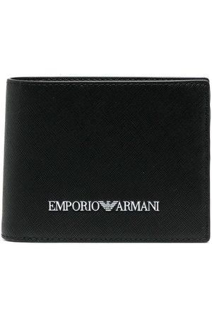 Emporio Armani Mężczyzna Portmonetki i Portfele - Black
