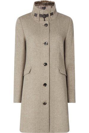 Montego Płaszcz ze sztucznym futrem