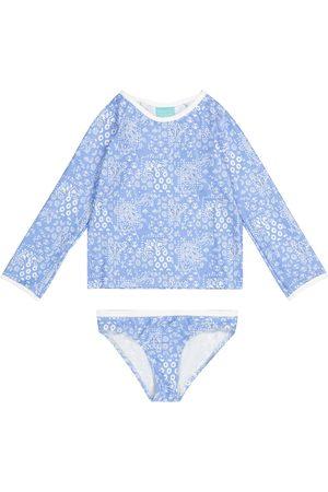 Melissa Odabash Kids Baby Dakota rashguard swim set