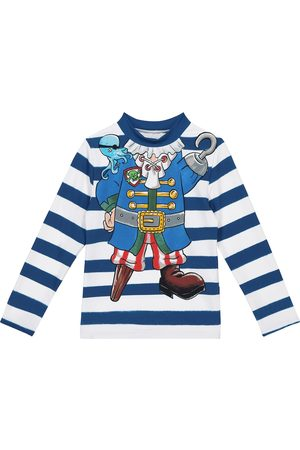 Stella McCartney Kids Striped rashguard