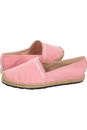Tommy Hilfiger Espadryle Essential Tommy Jeans Espadrille EN0EN01271-TH6 Iced Rose (TH186-a)