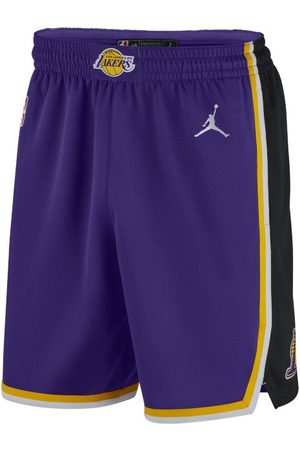 Nike Spodenki męskie Jordan NBA Swingman Lakers Statement Edition 2020